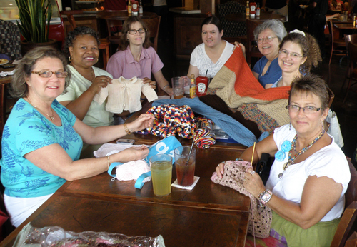Source: Meetup, The Houston Crochet Group