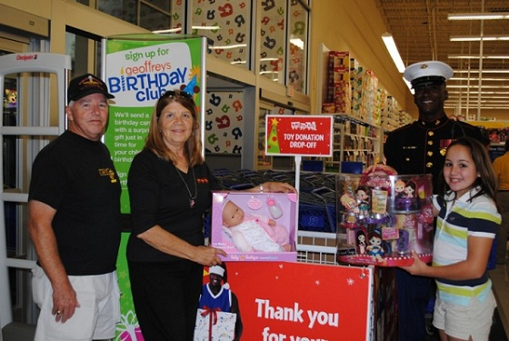 Toys For Tots Volunteer : Help make christmas special with toys for tots